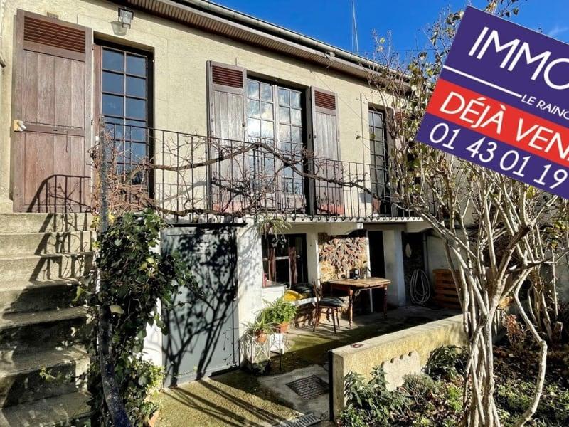 Vente maison / villa Villemomble 289000€ - Photo 1