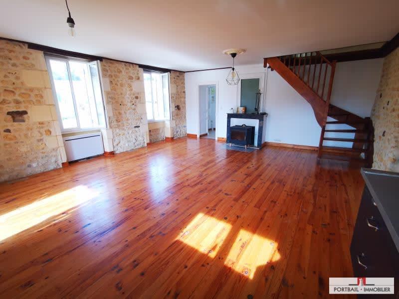Sale house / villa St sorlin de conac 217000€ - Picture 1