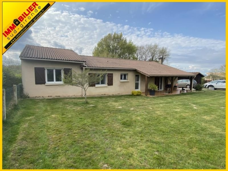 Vente maison / villa Langon 243800€ - Photo 1