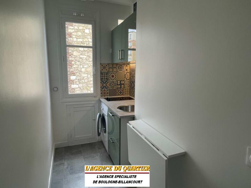 Rental apartment Boulogne billancourt 795€ CC - Picture 3