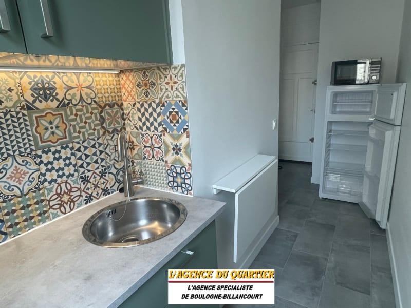Rental apartment Boulogne billancourt 795€ CC - Picture 4