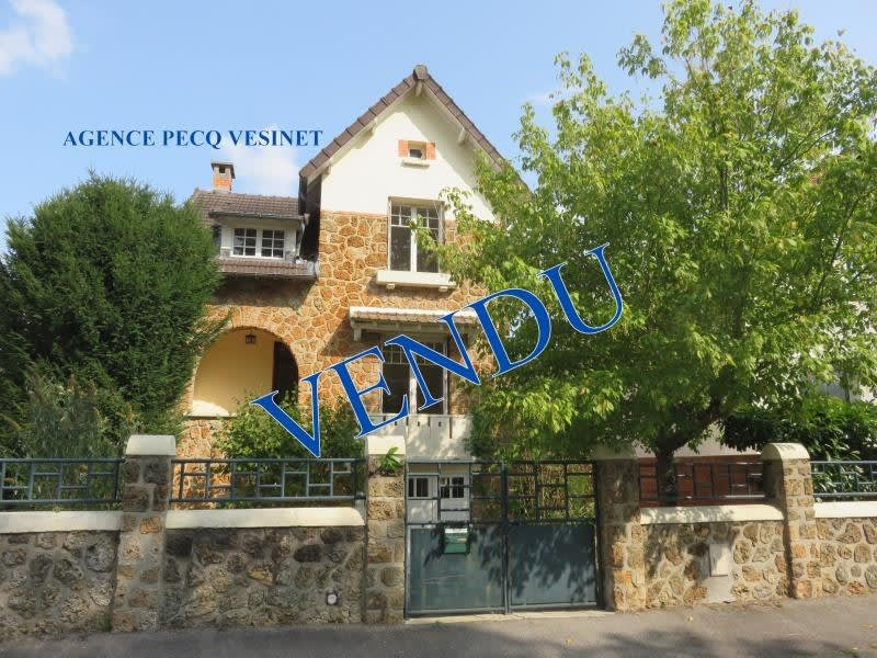 Vente maison / villa Le pecq 740000€ - Photo 1