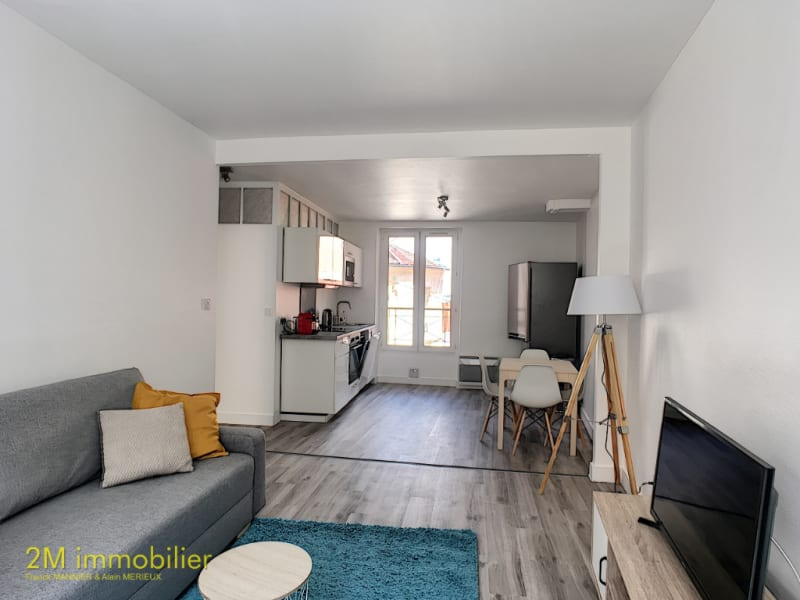 Rental apartment Melun 796€ CC - Picture 3