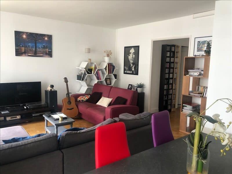 Sale apartment Boulogne billancourt 483000€ - Picture 2