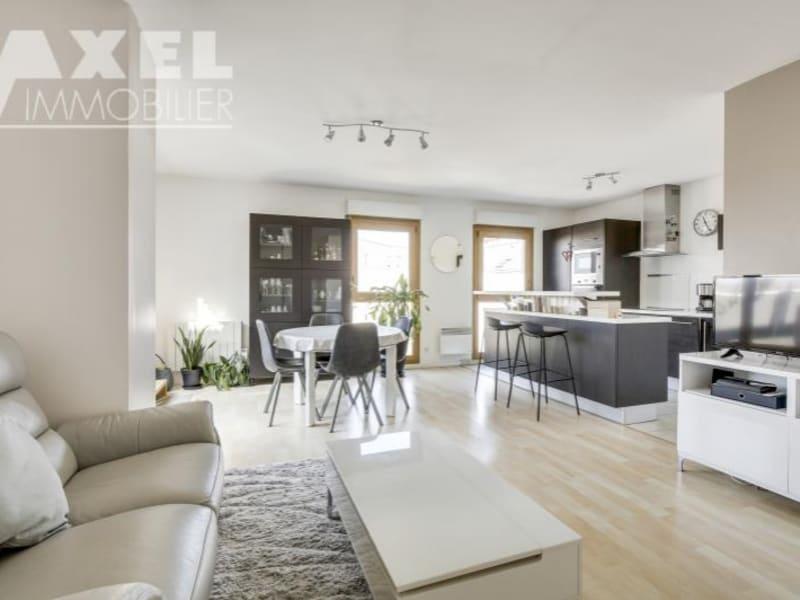 Sale apartment Bois d arcy 299250€ - Picture 1