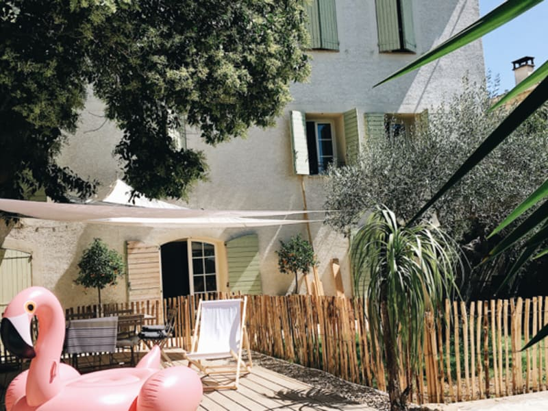 Deluxe sale house / villa Gallargues le montueux 640 000€ - Picture 1