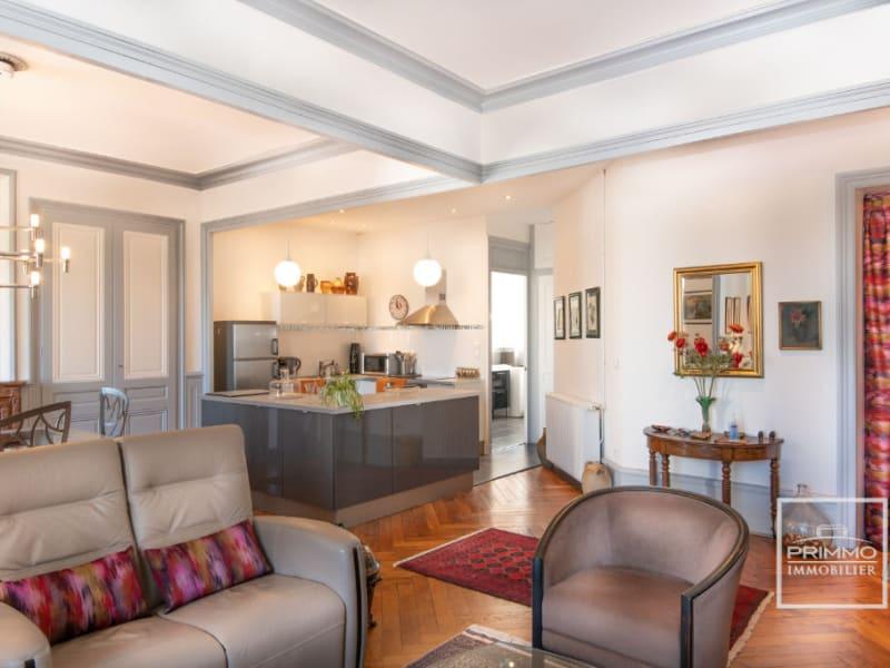 Sale apartment Lyon 6ème 595000€ - Picture 2
