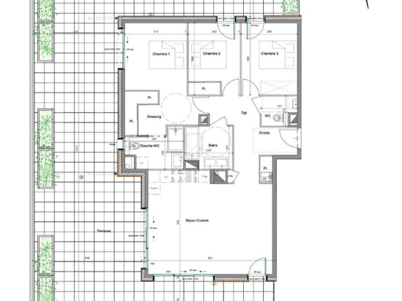 Sale apartment Aix les bains 542000€ - Picture 2