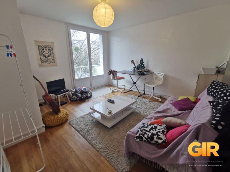 Rental apartment Rennes 375€ CC - Picture 3