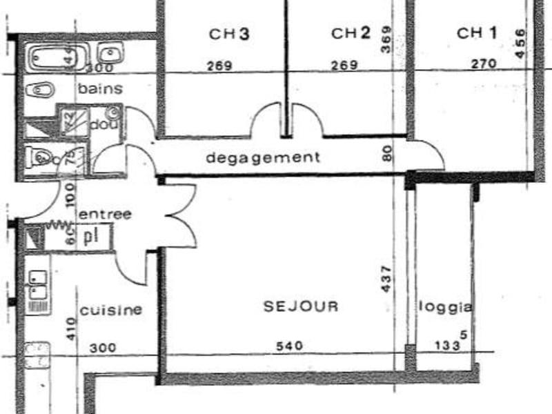Revenda apartamento Sartrouville 395000€ - Fotografia 9