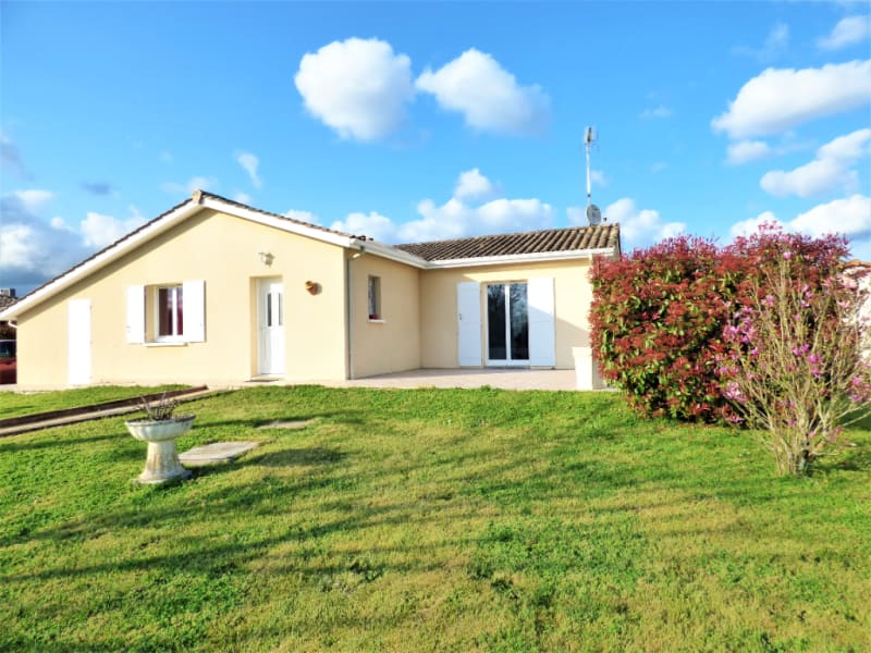 Maison de 2002 4 chambres 133 m² Salignac 33240