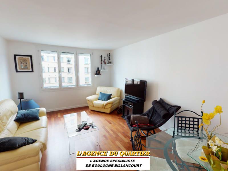 Sale apartment Boulogne billancourt 549000€ - Picture 2