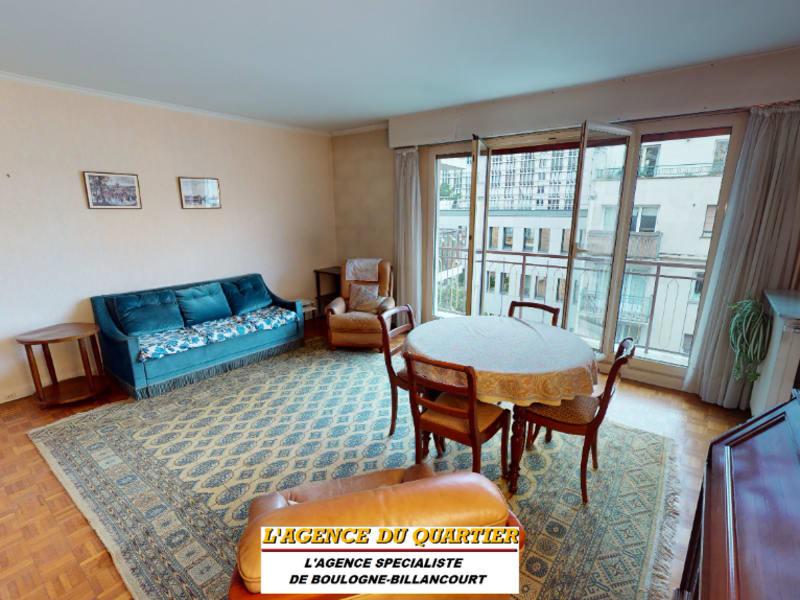 Vente appartement Boulogne billancourt 634000€ - Photo 3