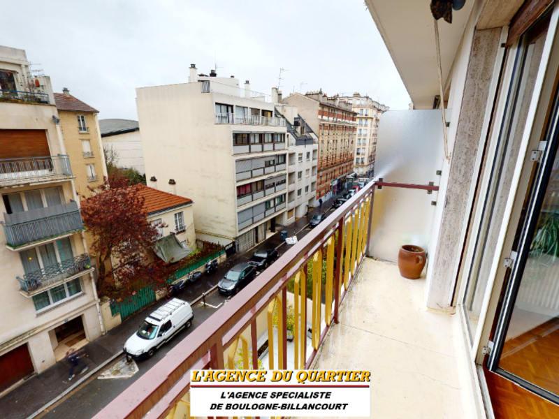 Vente appartement Boulogne billancourt 634000€ - Photo 1