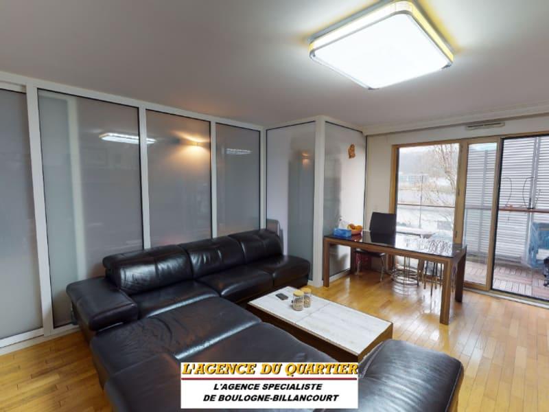 Sale apartment Boulogne billancourt 969000€ - Picture 1