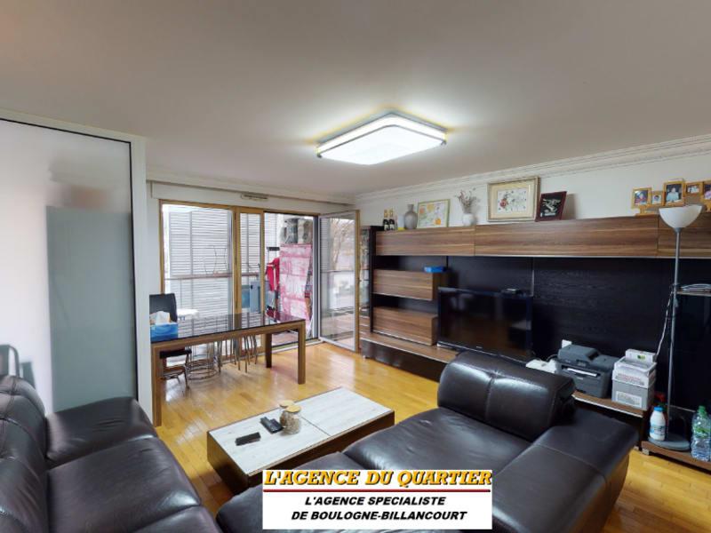 Sale apartment Boulogne billancourt 969000€ - Picture 2