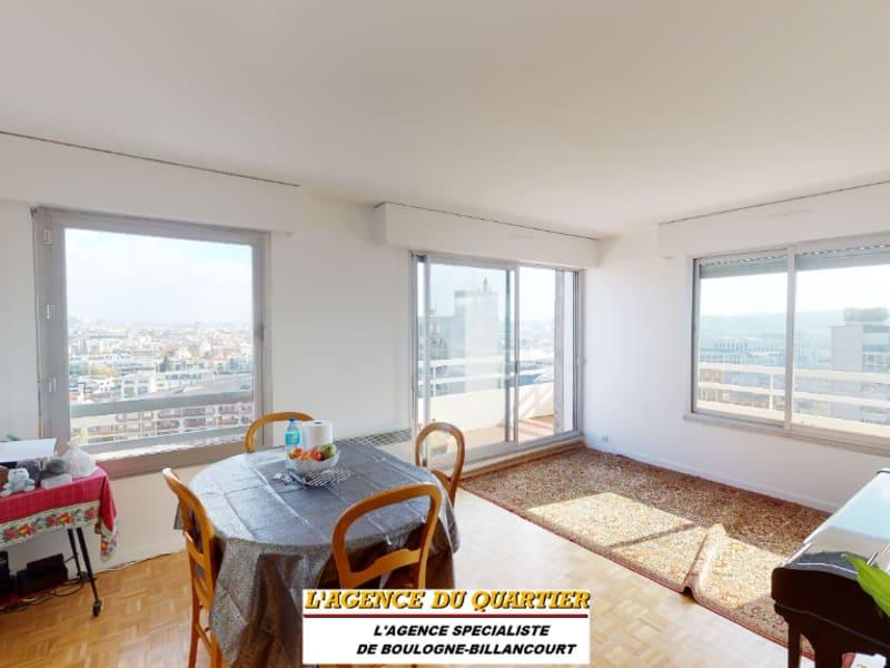 Vente appartement Boulogne billancourt 549000€ - Photo 1