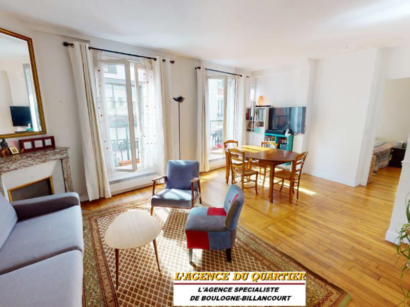 Appartement Boulogne Billancourt 4 pièce(s) 79 m2