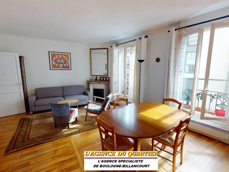Sale apartment Boulogne billancourt 730000€ - Picture 2