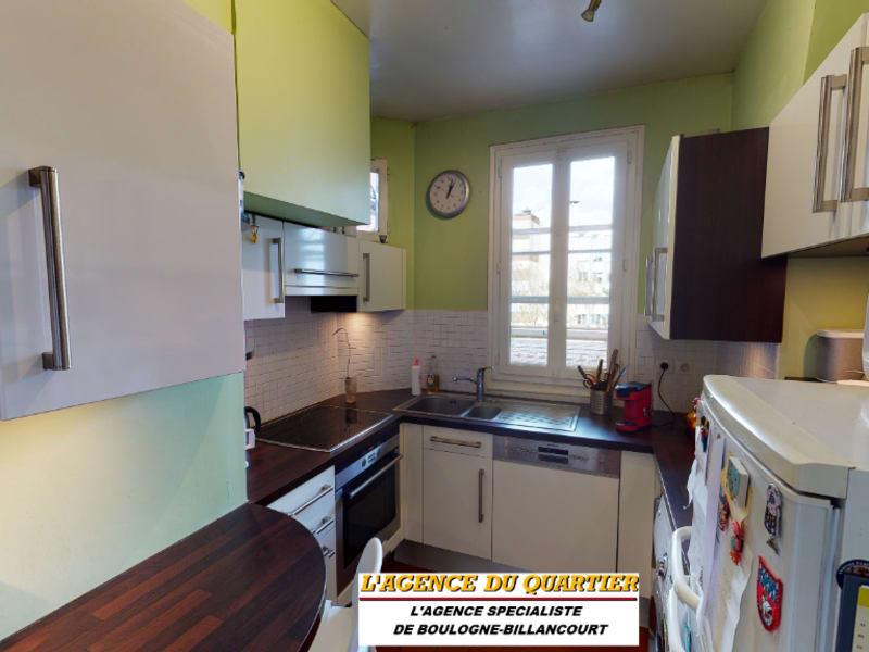 Sale apartment Boulogne billancourt 730000€ - Picture 9