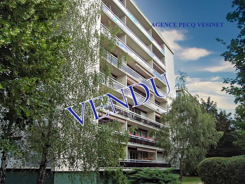Vente appartement Le pecq 345000€ - Photo 1