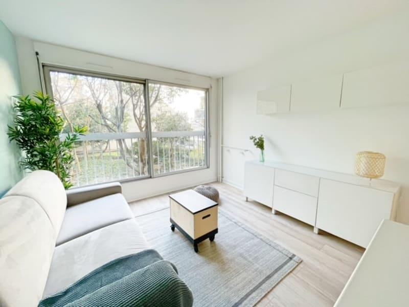 Rental apartment Paris 11ème 1090€ CC - Picture 1