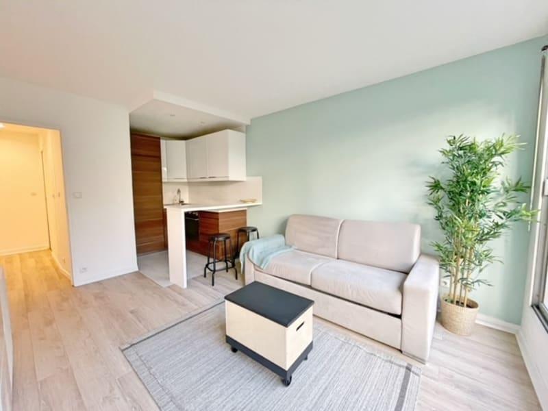 Rental apartment Paris 11ème 1090€ CC - Picture 2