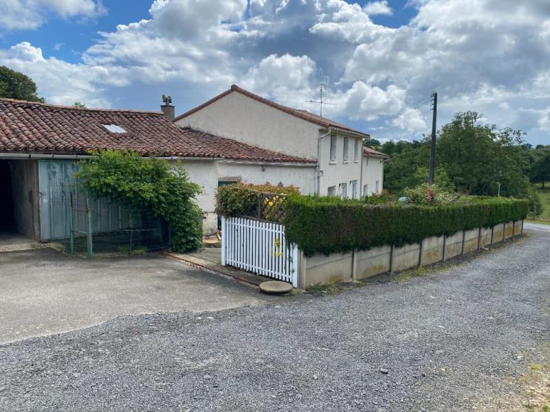Vente maison / villa Saint pierre du chemin 143200€ - Photo 1