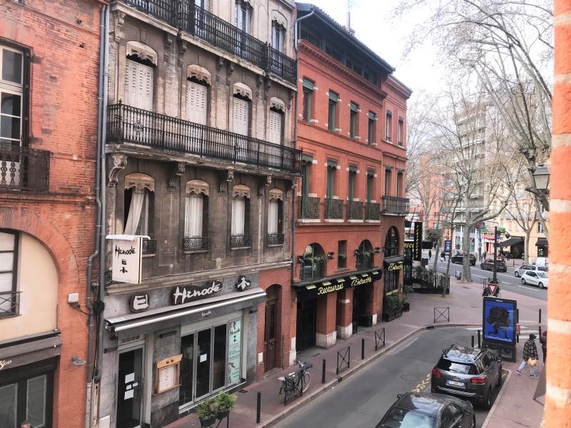 Rental apartment Toulouse 517,52€ CC - Picture 1