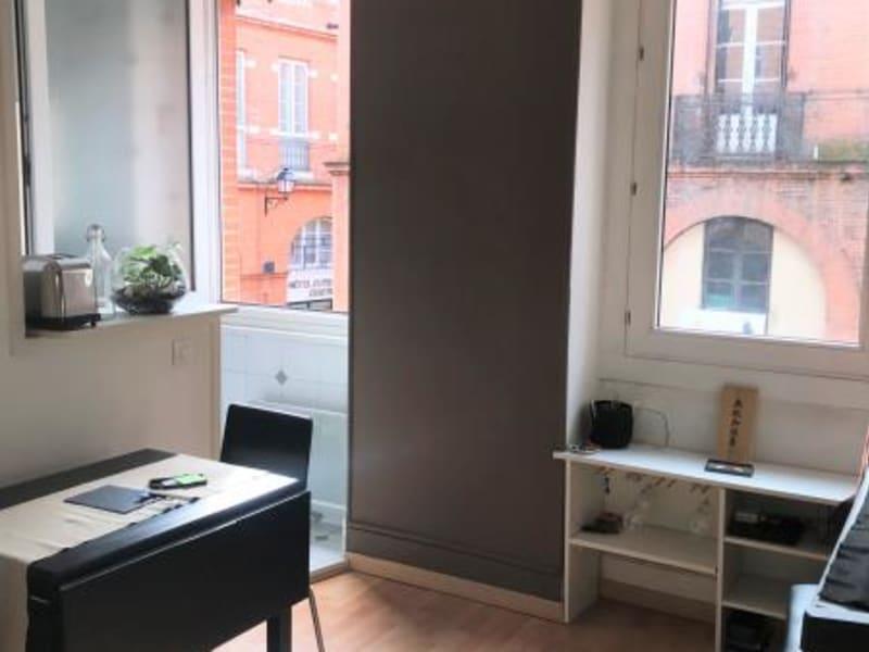 Rental apartment Toulouse 517,52€ CC - Picture 2
