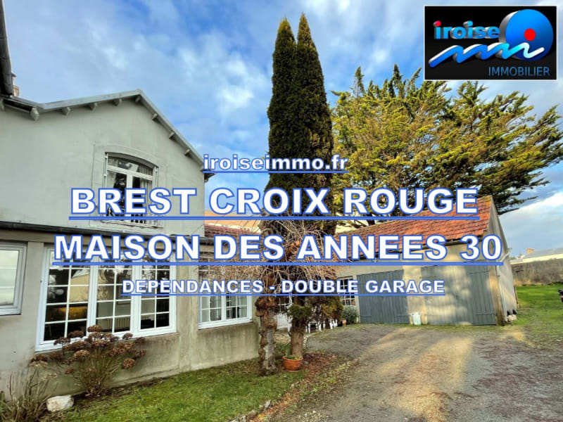 Sale house / villa Brest 372000€ - Picture 7