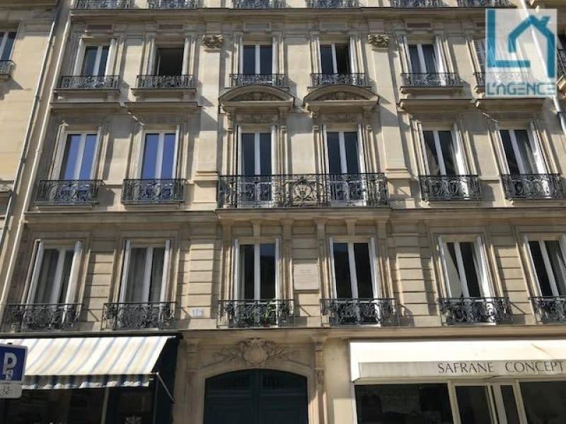 Sale office Paris 16ème 336000€ - Picture 1