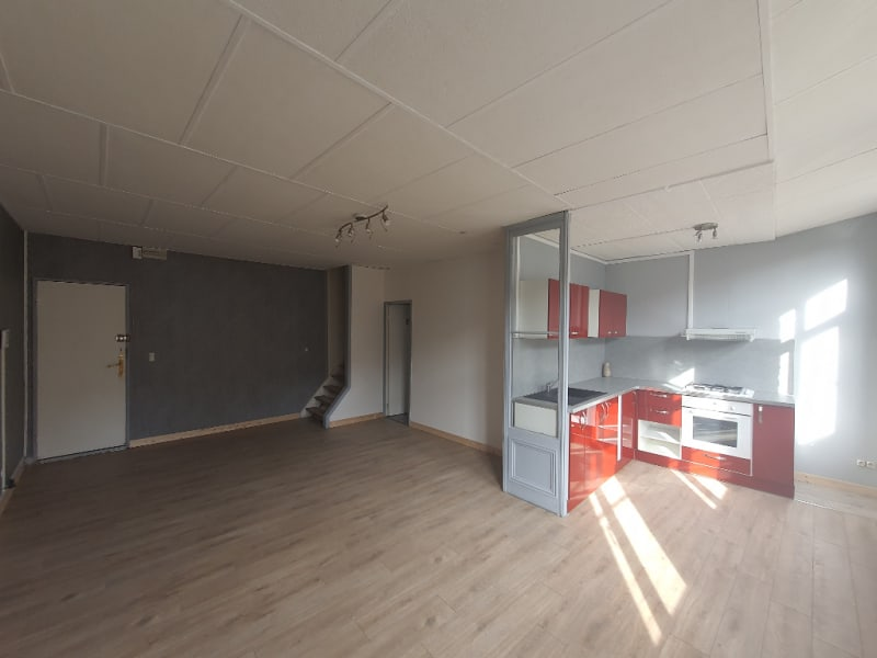 Vente appartement Saint omer 80 000€ - Photo 2