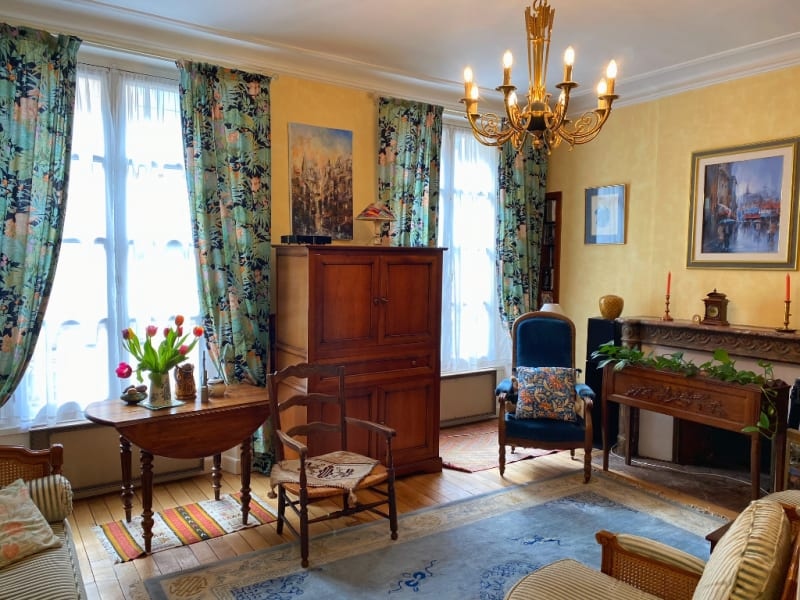 Vente appartement Versailles 665 000€ - Photo 1
