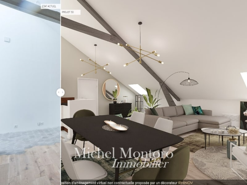 Venta  apartamento Saint germain en laye 884000€ - Fotografía 1