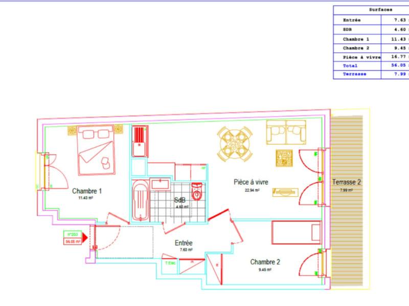Sale apartment Drancy 245000€ - Picture 1