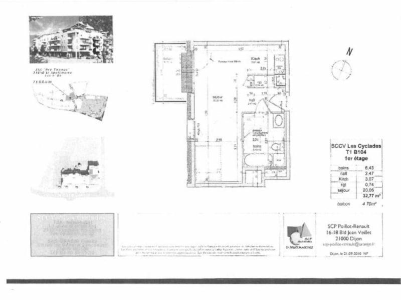 Vente appartement Saint apollinaire 96000€ - Photo 3