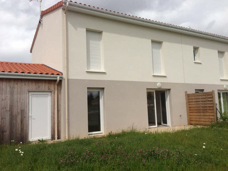 Location maison / villa Poitiers 741,29€ CC - Photo 1