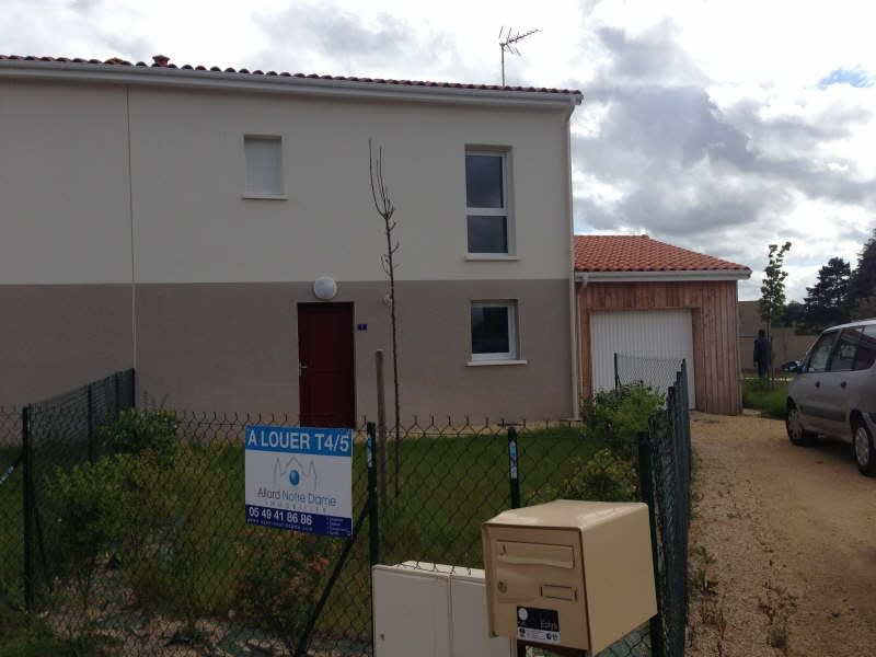 Location maison / villa Poitiers 741,29€ CC - Photo 3