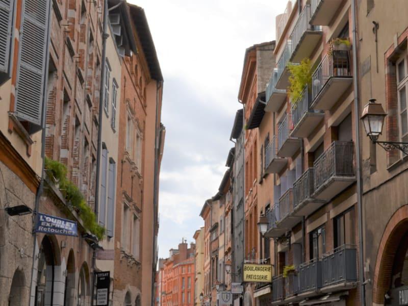 Rental apartment Toulouse 405€ CC - Picture 1