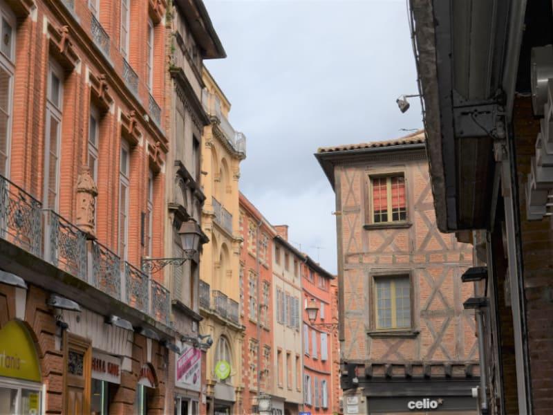Rental apartment Toulouse 405€ CC - Picture 2