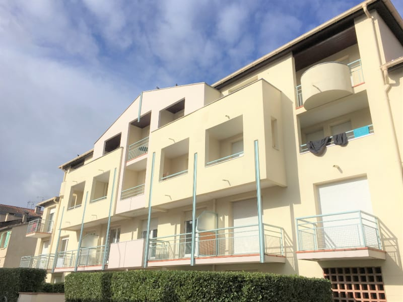 Location appartement Toulouse 422€ CC - Photo 1