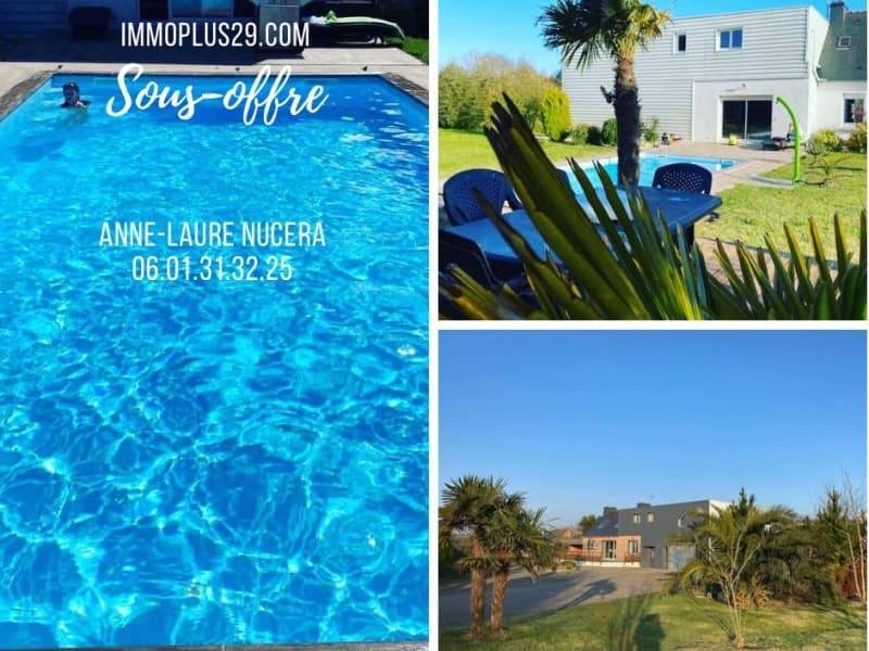 Vente maison / villa Locmaria plouzane 440000€ - Photo 1