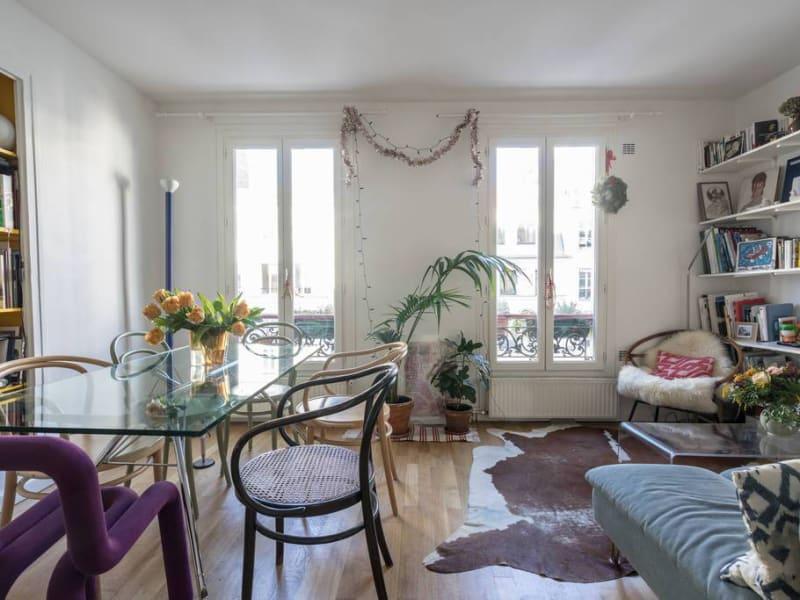 Vendita appartamento Paris 12ème 525000€ - Fotografia 1