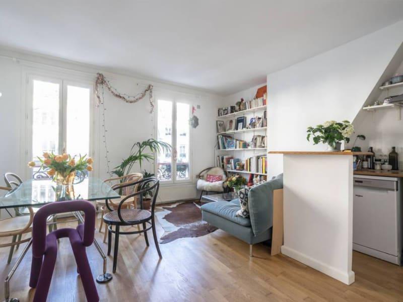 Vendita appartamento Paris 12ème 525000€ - Fotografia 2