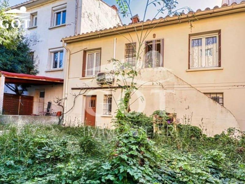 Sale house / villa Perpignan 137500€ - Picture 1