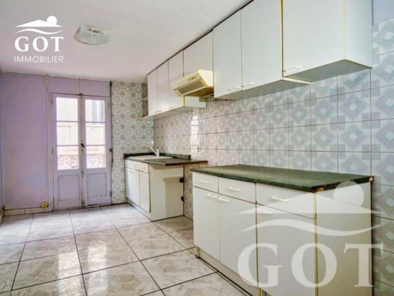 Sale house / villa Bompas 85500€ - Picture 2