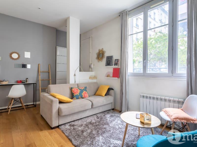 Sale apartment Paris 17ème 295000€ - Picture 1