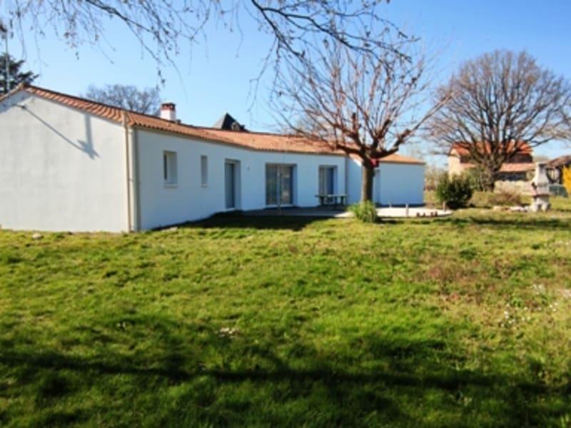 Vente maison / villa Bourneau 209760€ - Photo 12