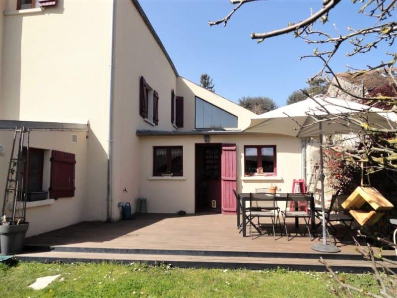 Sale house / villa Crespieres 570000€ - Picture 3